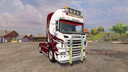Scania R560 pour Farming Simulator 2013