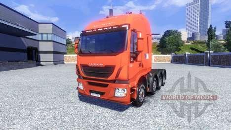 Iveco Stralis Hi-Way 8X4 für Euro Truck Simulator 2