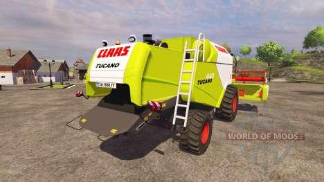 CLAAS Tucano 440 für Farming Simulator 2013