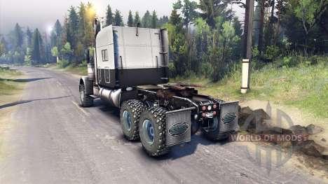 Peterbilt 379 pour Spin Tires