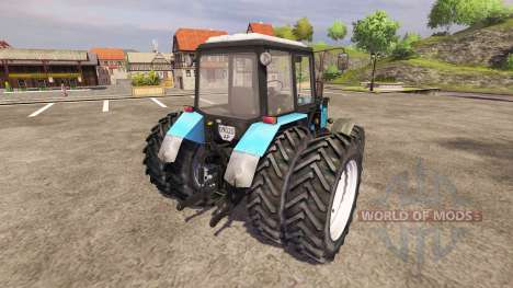 MTZ-W für Farming Simulator 2013