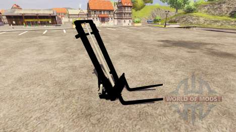 Chariot élévateur pour Farming Simulator 2013
