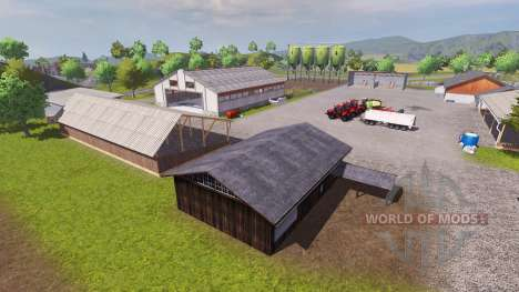 BGA pour Farming Simulator 2013