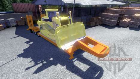 Pak semi pour Euro Truck Simulator 2