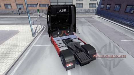 Mercedes-Benz Actros MPIV pour Euro Truck Simulator 2