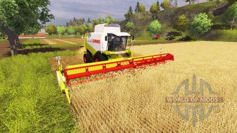 CLAAS Lexion 550 für Farming Simulator 2013