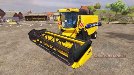 New Holland TC5070 v1.3 für Farming Simulator 2013