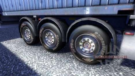 Bridgestone M730 für Euro Truck Simulator 2