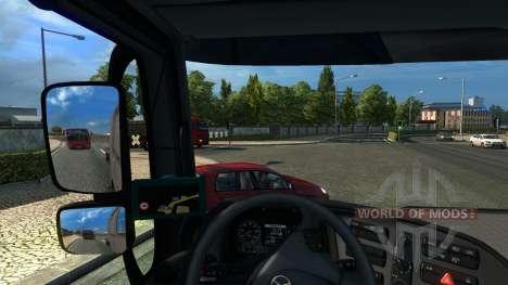GPS Majestic für Euro Truck Simulator 2