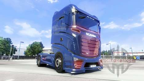 Scania R1000 Concept v2.2 pour Euro Truck Simulator 2