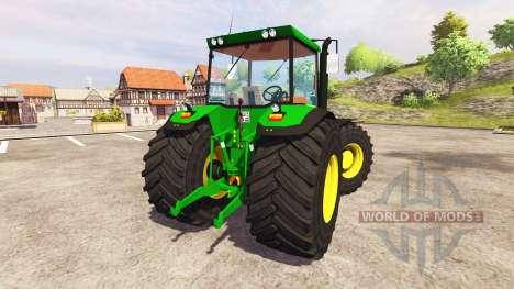 John Deere 8530 v5.0 für Farming Simulator 2013