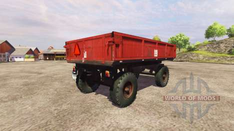2 PKTE-4 v2.0 für Farming Simulator 2013