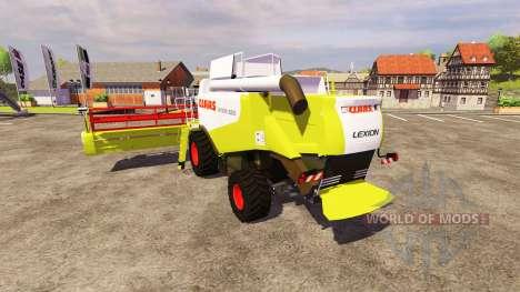 CLAAS Lexion 550 pour Farming Simulator 2013