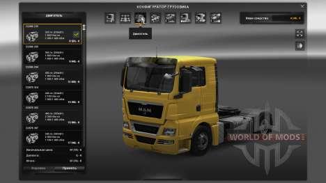 Alle freigeschaltet v1.4 für Euro Truck Simulator 2