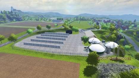 Stiffi Map v2.0 für Farming Simulator 2013