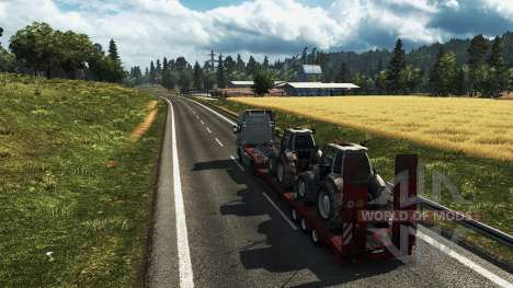 SweetFX v2.0 pour Euro Truck Simulator 2