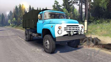 ZIL-130 pour Spin Tires
