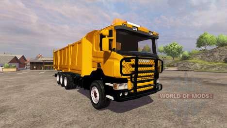 Scania P380 v2.0 pour Farming Simulator 2013