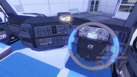 Nouvel intérieur chez Volvo trucks pour Euro Truck Simulator 2