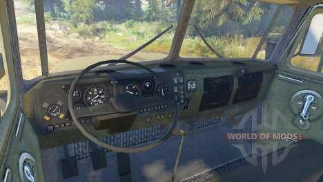 Ural-380 C.-862K für Spin Tires