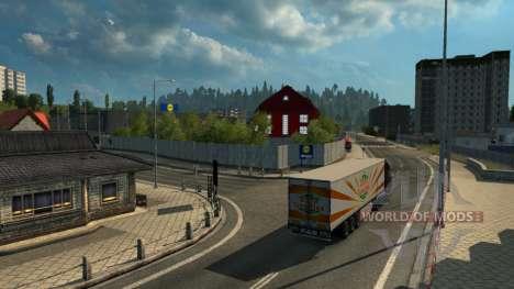 Poland Rebuild v1.96 pour Euro Truck Simulator 2