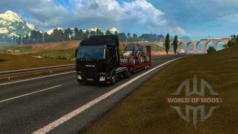 Trucksim Map v6.0 für Euro Truck Simulator 2