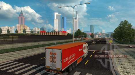 Mapa Brasil Total 4.2 [TRUCK VERSION] für Euro Truck Simulator 2