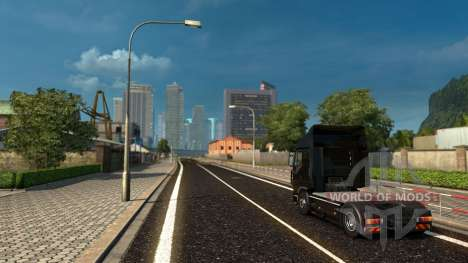 Mapa Brasil Total 4.2 [BUS VERSION] pour Euro Truck Simulator 2