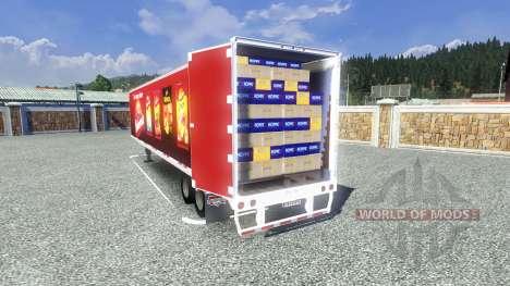 Semi-Bohemia pour Euro Truck Simulator 2