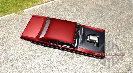 Plymouth Fury III 1969 für BeamNG Drive