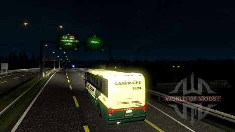 Passenger transportation pour Euro Truck Simulator 2