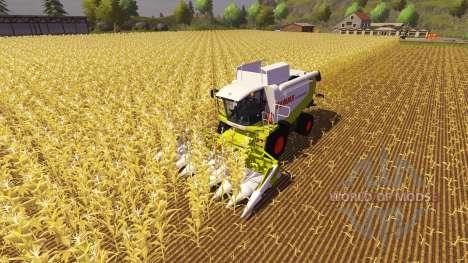 Жатки CLAAS Conspeed 6 и CLAAS Conspeed 8 pour Farming Simulator 2013