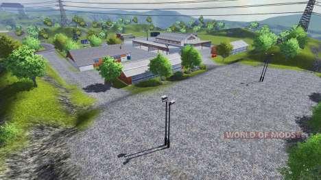 Mannys Map v2.0 pour Farming Simulator 2013