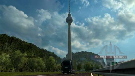 Mapa Brasil Total 4.2 [BUS VERSION] pour Euro Truck Simulator 2