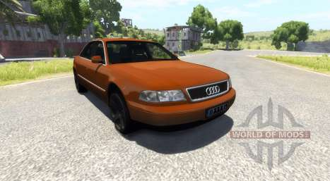 Audi A8 pour BeamNG Drive