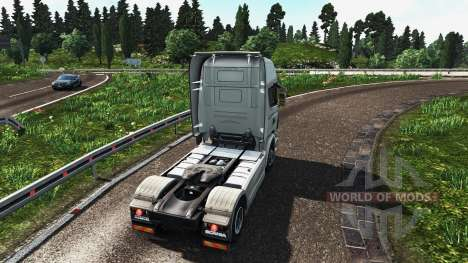 Mod graphique pour Euro Truck Simulator 2