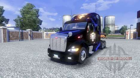 Peterbilt 378 Final pour Euro Truck Simulator 2
