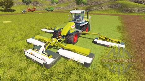 CLAAS Cougar 1400 pour Farming Simulator 2013
