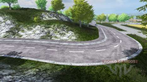 Friesenmap v2.0 pour Farming Simulator 2013