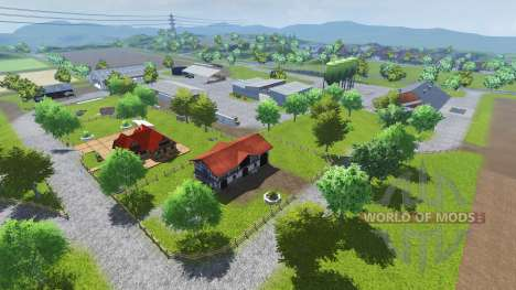 Stiffi Map v2.0 pour Farming Simulator 2013