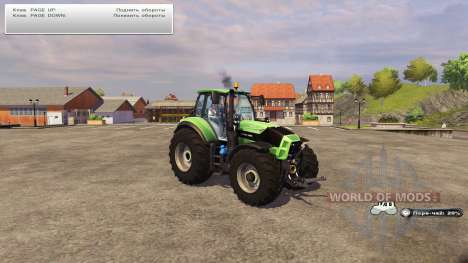 Der Motor speed-limiter für Farming Simulator 2013