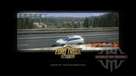 ProMods v1.95 für Euro Truck Simulator 2