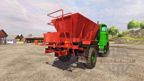 IFA W50L Tornado für Farming Simulator 2013