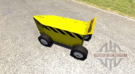 Crashmobil pour BeamNG Drive