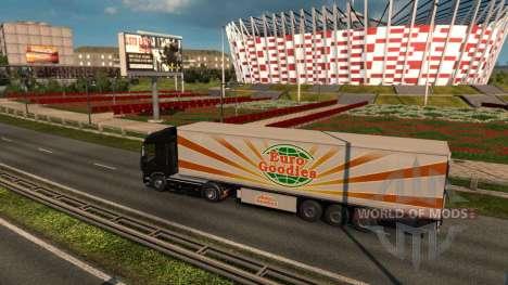 Poland Rebuild v1.96 für Euro Truck Simulator 2