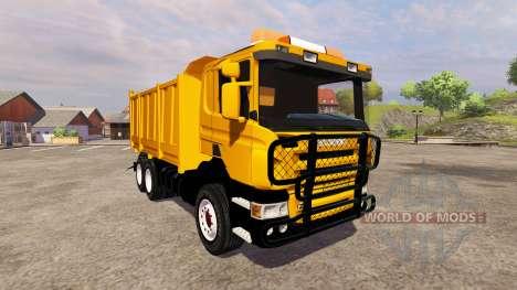 Scania P380 für Farming Simulator 2013