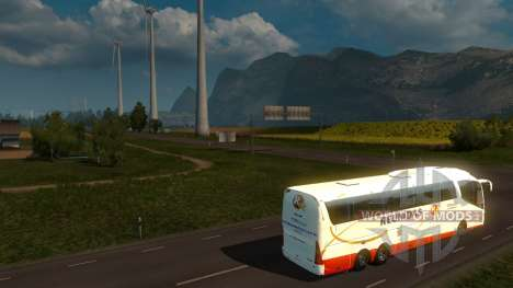 Passenger transportation für Euro Truck Simulator 2