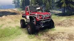 Mercedes-Benz G Bog Beast v2.0
