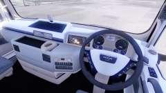 Nouvel intérieur tracteurs HOMME