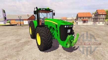John Deere 8530 v5.0 pour Farming Simulator 2013